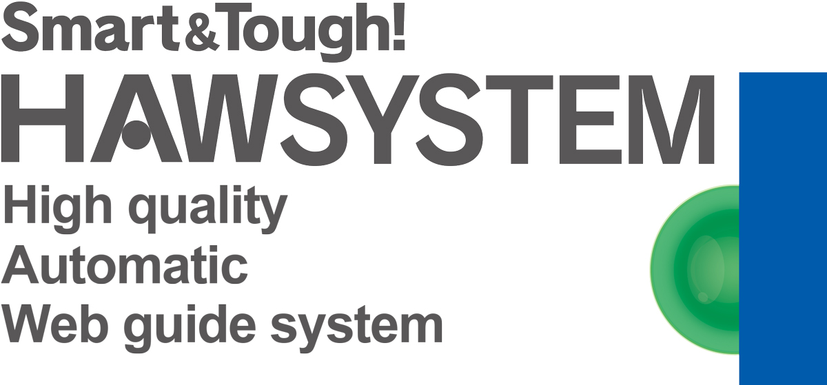 High quality Automatic Web guide system HAWSYSTEM